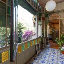 Фото из портфолио Жемчужина каталонского модернизма в Барселоне – фотографии дизайна интерьеров на InMyRoom.ru