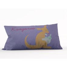 Детская подушка: Милый кенгуру