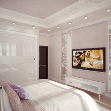Фото из портфолио Спальня Нежность – фотографии дизайна интерьеров на INMYROOM