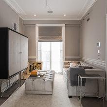 Фото из портфолио Элегантный и монохромный – фотографии дизайна интерьеров на INMYROOM