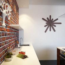 Фото из портфолио Квартира для холостяка – фотографии дизайна интерьеров на INMYROOM
