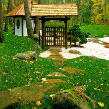 Фотография: Ландшафт в стиле Современный, Восточный, Стиль жизни – фото на InMyRoom.ru