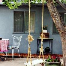 Фотография: Терраса в стиле Кантри, Дом, Ландшафт, Декор, Советы, Дача, Шале, Дом и дача – фото на InMyRoom.ru