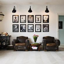 Фотография: Гостиная в стиле Кантри, Скандинавский, Декор интерьера, Декор дома – фото на InMyRoom.ru