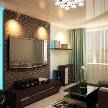 Фото из портфолио Дизайн интерьера от Проект-ДВ – фотографии дизайна интерьеров на INMYROOM