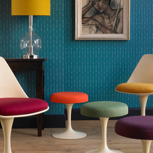 Фотография: Мебель и свет в стиле Современный, Декор интерьера, Декор дома, Обои, Стены – фото на InMyRoom.ru