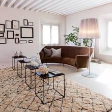 Фотография: Гостиная в стиле Скандинавский, Дом, Дома и квартиры – фото на InMyRoom.ru
