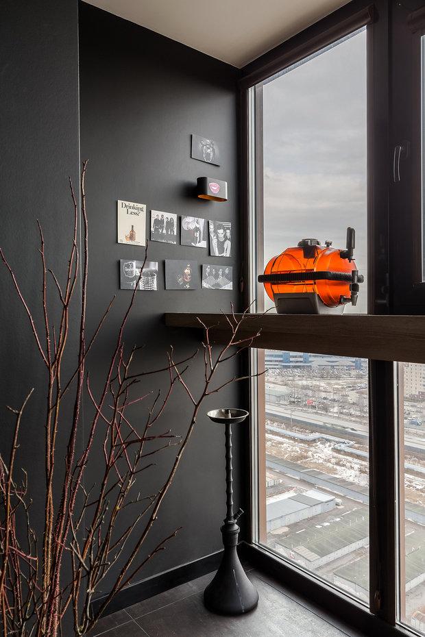 Фото из портфолио Дизайн-проект однокомнатной квартиры – фотографии дизайна интерьеров на INMYROOM