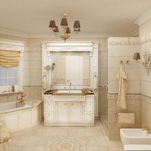 Фото из портфолио Уютная классика – фотографии дизайна интерьеров на INMYROOM
