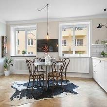 Фото из портфолио KATARINA BANGATA 61, BOSTADSRÄTT - SÖDERMALM – фотографии дизайна интерьеров на INMYROOM