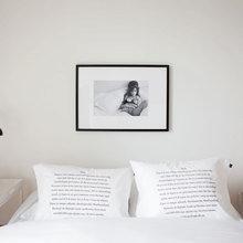 Фотография: Спальня в стиле Скандинавский, Современный, Квартира, Дома и квартиры – фото на InMyRoom.ru