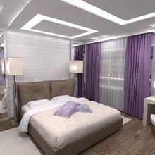 Фото из портфолио дизайн-проект 3-х комнатной квартиры – фотографии дизайна интерьеров на InMyRoom.ru