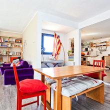 Фотография: Гостиная в стиле Современный, Эклектика, Квартира, Дома и квартиры, Барселона – фото на InMyRoom.ru