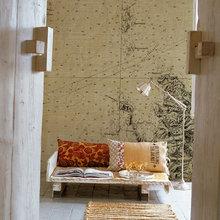 Фотография: Декор в стиле Восточный, Декор интерьера, Декор дома, Обои, Стены – фото на InMyRoom.ru