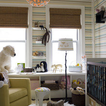 Фотография: Детская в стиле Современный, Декор интерьера, Советы, Подоконник – фото на InMyRoom.ru