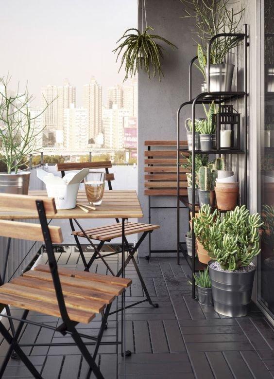 Фотография: Балкон в стиле Лофт, Гид, фотоподборка – фото на INMYROOM