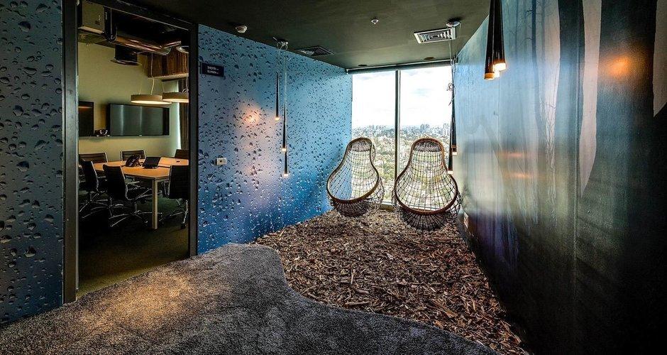 Фотография:  в стиле Современный, Декор интерьера, Офисное пространство, Офис, Дома и квартиры, Проект недели, Тель-Авив – фото на InMyRoom.ru