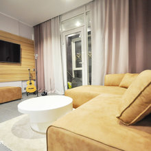 Фото из портфолио Квартира_1 – фотографии дизайна интерьеров на INMYROOM