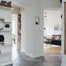 Фото из портфолио Nordhemsgatan 52, Linnéstaden – фотографии дизайна интерьеров на InMyRoom.ru