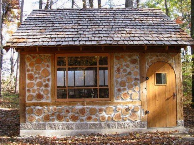 Фотография: Архитектура в стиле Прованс и Кантри, Малогабаритная квартира, Дом, Дома и квартиры, дизайн маленького дома, маленькие дома фото, маленькие красивые дома, проекты маленьких домов – фото на InMyRoom.ru