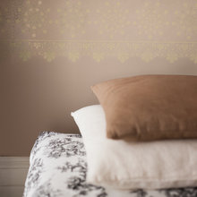 Фотография: Декор в стиле Кантри, Декор интерьера, Дизайн интерьера, Цвет в интерьере, Бежевый, Dulux – фото на InMyRoom.ru