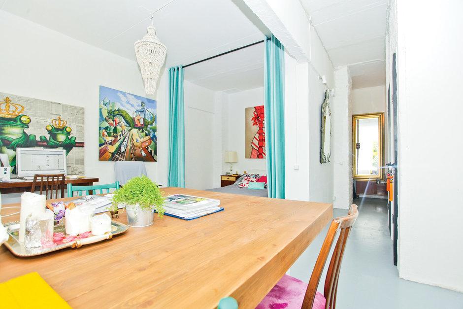 Фотография: Кухня и столовая в стиле Лофт, Скандинавский, Квартира, Дома и квартиры, IKEA – фото на InMyRoom.ru