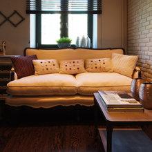 Фотография: Гостиная в стиле Кантри, Классический, Современный, Декор интерьера, Квартира, Декор дома – фото на InMyRoom.ru