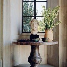 Фотография: Декор в стиле Кантри, Декор интерьера, Дом, Декор дома, Цвет в интерьере – фото на InMyRoom.ru