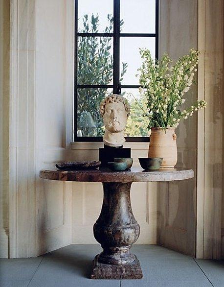 Фотография: Декор в стиле Прованс и Кантри, Декор интерьера, Дом, Декор дома, Цвет в интерьере – фото на InMyRoom.ru