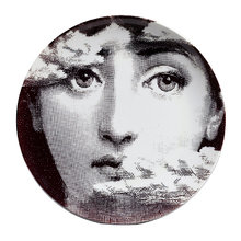 Настенная тарелка Пьеро Форназетти Clouds