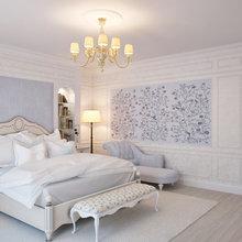 Фотография: Спальня в стиле , Декор интерьера, Дом, Artemide, Vistosi, Дома и квартиры, Проект недели, Ideal Lux – фото на InMyRoom.ru