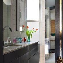 Фото из портфолио Блестящая маленькая квартирка)))) – фотографии дизайна интерьеров на InMyRoom.ru