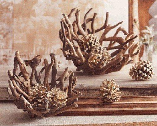 Фотография: Декор в стиле Эко, Декор интерьера, DIY, Дом, Декор дома – фото на InMyRoom.ru