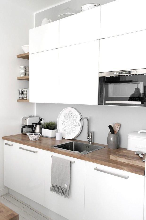 Фотография: Кухня и столовая в стиле Скандинавский, Советы, Надежда Кузина – фото на InMyRoom.ru
