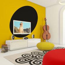 Фото из портфолио Декор. Избранное – фотографии дизайна интерьеров на InMyRoom.ru