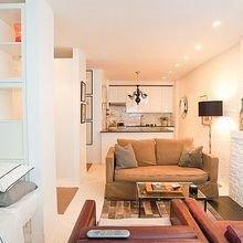 Фотография: Гостиная в стиле Современный, Квартира, Дома и квартиры, IKEA, Стена – фото на InMyRoom.ru