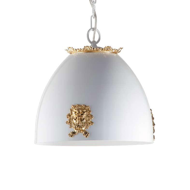 Купить Подвесной светильник il Paralume Marina с плафоном из муранского стекла, inmyroom, Италия