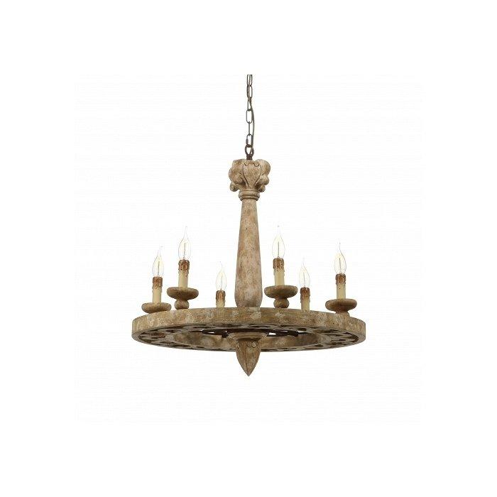 Подвесной светильник James в викторианском стиле