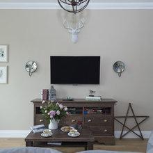 Фото из портфолио Квартира бульвар Маршала Тухачевского. Zi-design interiors – фотографии дизайна интерьеров на InMyRoom.ru