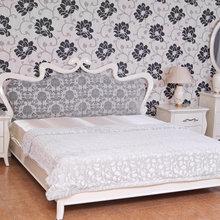 Фотография: Спальня в стиле Классический, Современный, Декор интерьера, Квартира, Дом, Дизайн интерьера, Цвет в интерьере – фото на InMyRoom.ru