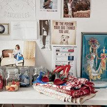Фото из портфолио Квартира модельера одежды Рафаэллы Рибу – фотографии дизайна интерьеров на InMyRoom.ru