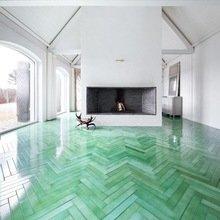 Фотография:  в стиле Лофт, Декор интерьера, Декор дома, Пол – фото на InMyRoom.ru