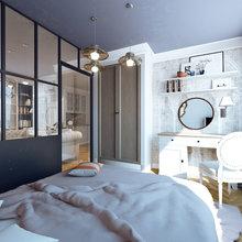 Фото из портфолио Квартира в Москве, 85 м. кв – фотографии дизайна интерьеров на INMYROOM