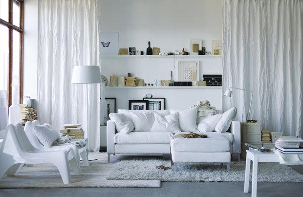 Фотография:  в стиле , Мебель и свет, Советы, освещение в квартире, свет в комнате, Romanoff & Wood, сценарии освещения, как выбрать светильник для комнаты – фото на InMyRoom.ru