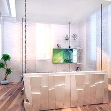 Фотография: Спальня в стиле Современный, Декор интерьера, Квартира, Дома и квартиры, Проект недели, SLV – фото на InMyRoom.ru