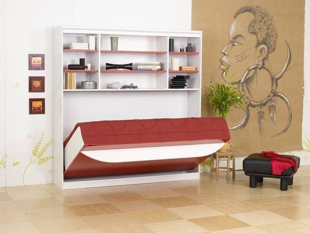 Фотография: Спальня в стиле Современный, Детская, Декор интерьера, Мебель и свет, Кровать, Подиум – фото на InMyRoom.ru