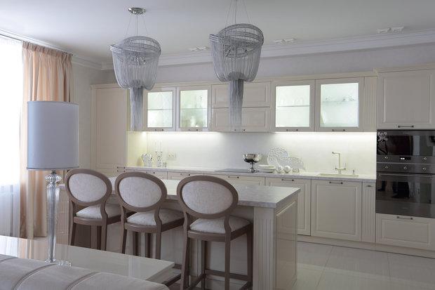 Фото из портфолио Квартира на ул.Академика Королева – фотографии дизайна интерьеров на INMYROOM