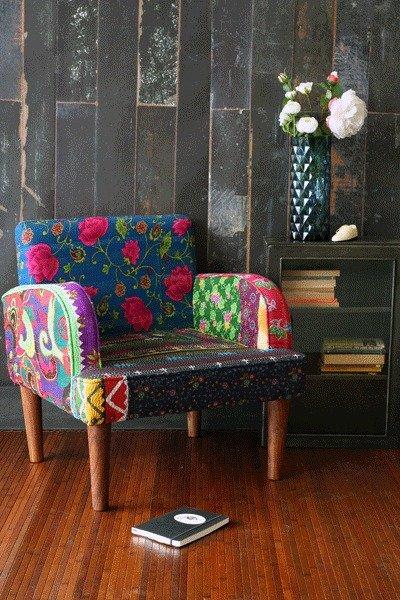 Фотография: Мебель и свет в стиле Прованс и Кантри, Декор интерьера, Текстиль, Декор, Декор дома, Пэчворк – фото на InMyRoom.ru