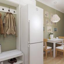 Фото из портфолио Проект однокомнатной квартиры «Город гармонии» – фотографии дизайна интерьеров на INMYROOM