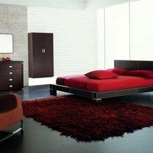 Фотография: Спальня в стиле Минимализм, Современный, Интерьер комнат, Советы – фото на InMyRoom.ru